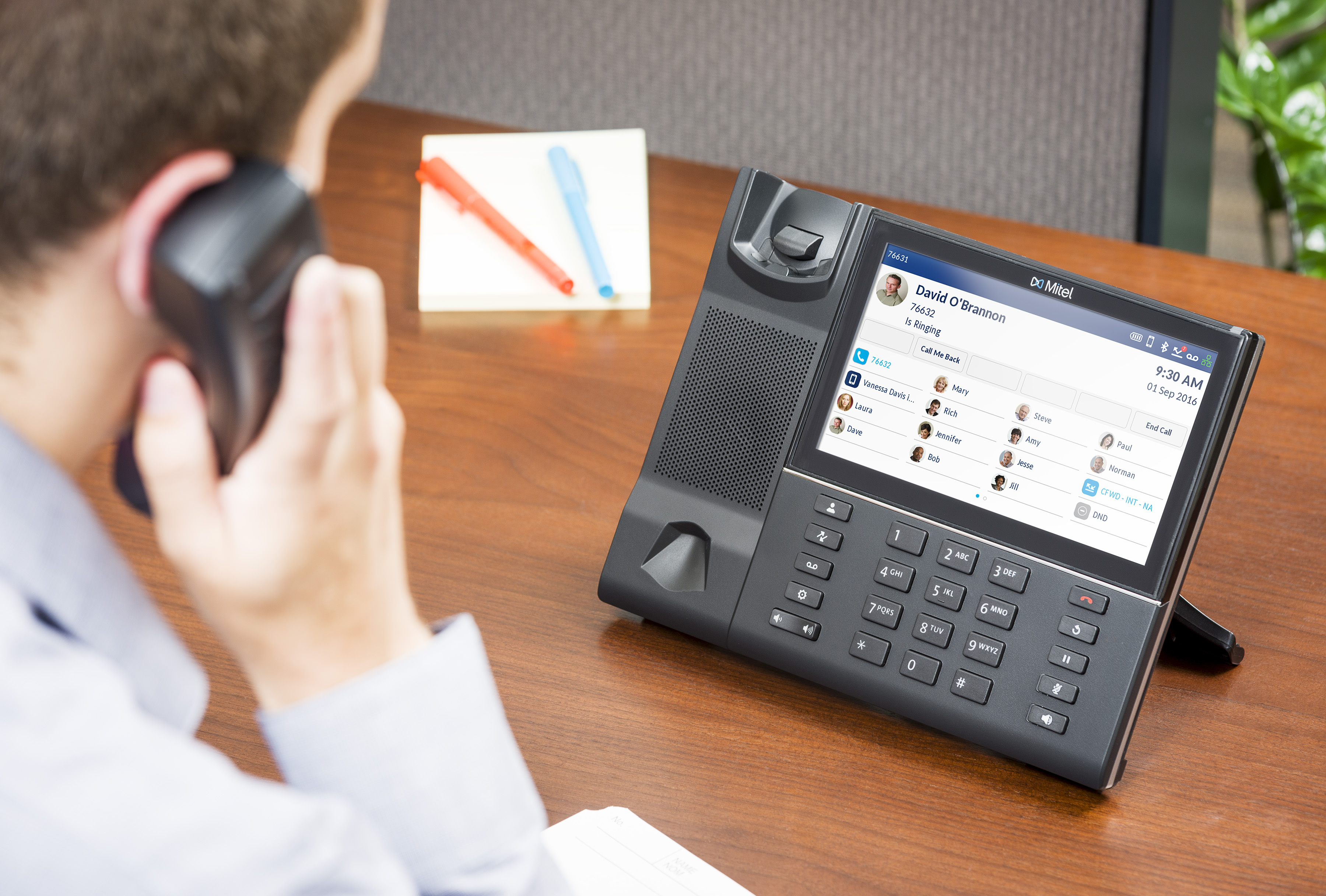 Voice Over IP Phones for Business