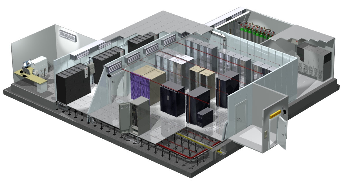 Data-Center-Infrastructure-Design