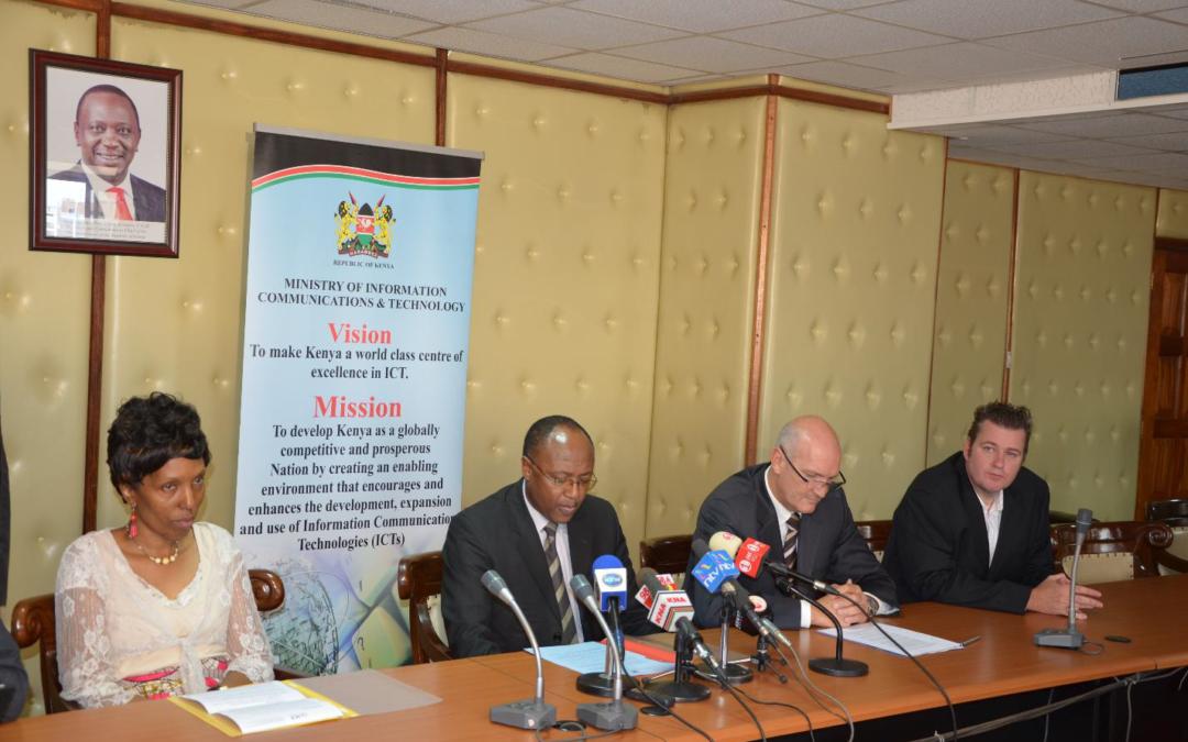 Information & Communication Authority of Kenya (ICTA)